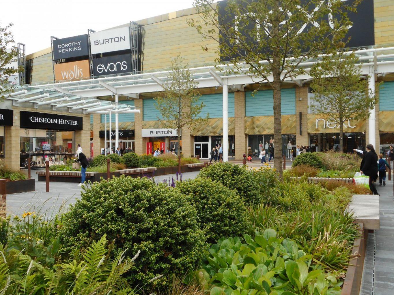 Johnsons supply Glasgow Fort Shopping Centre