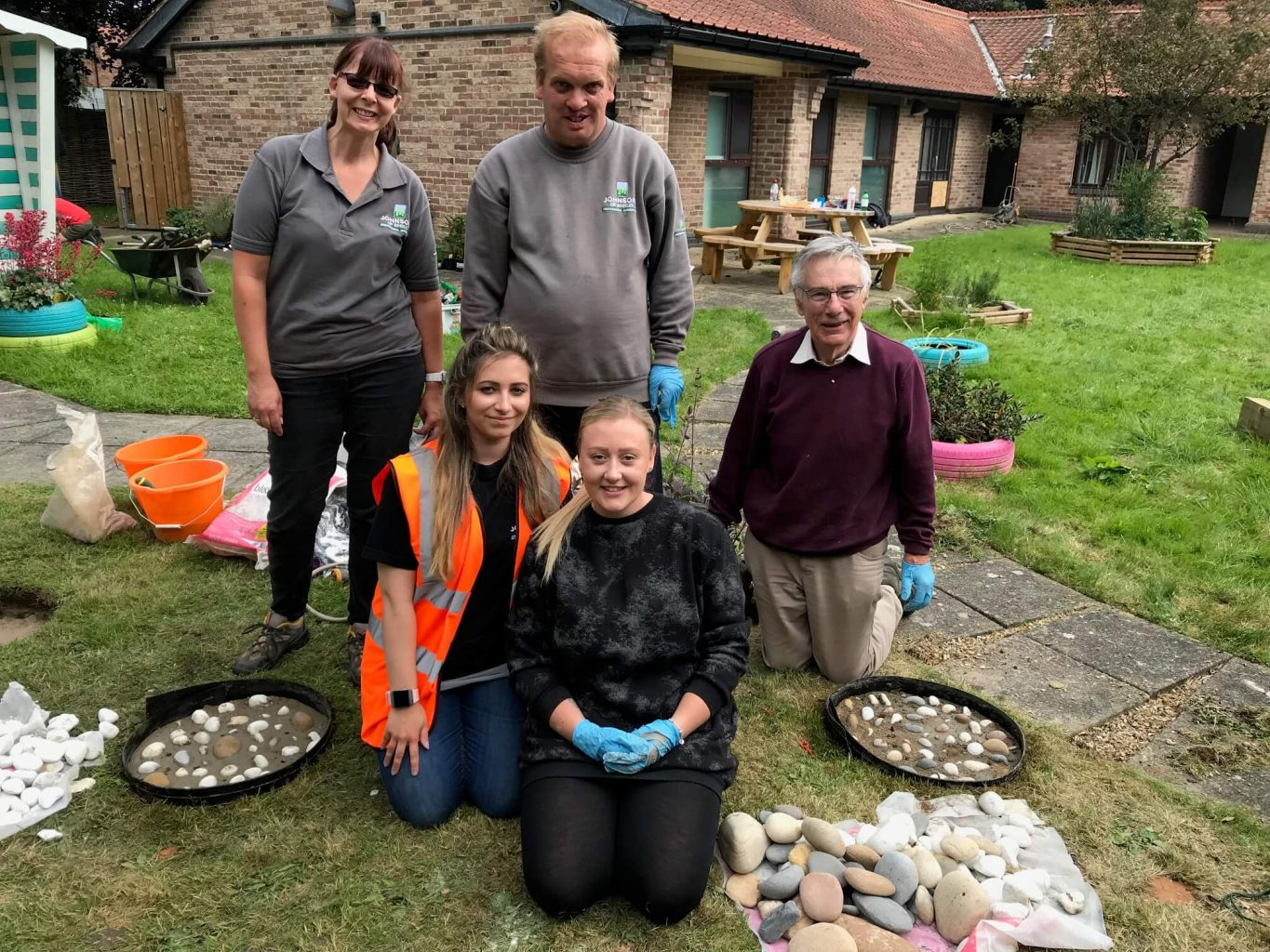 Volunteering | Johnsons of Whixley