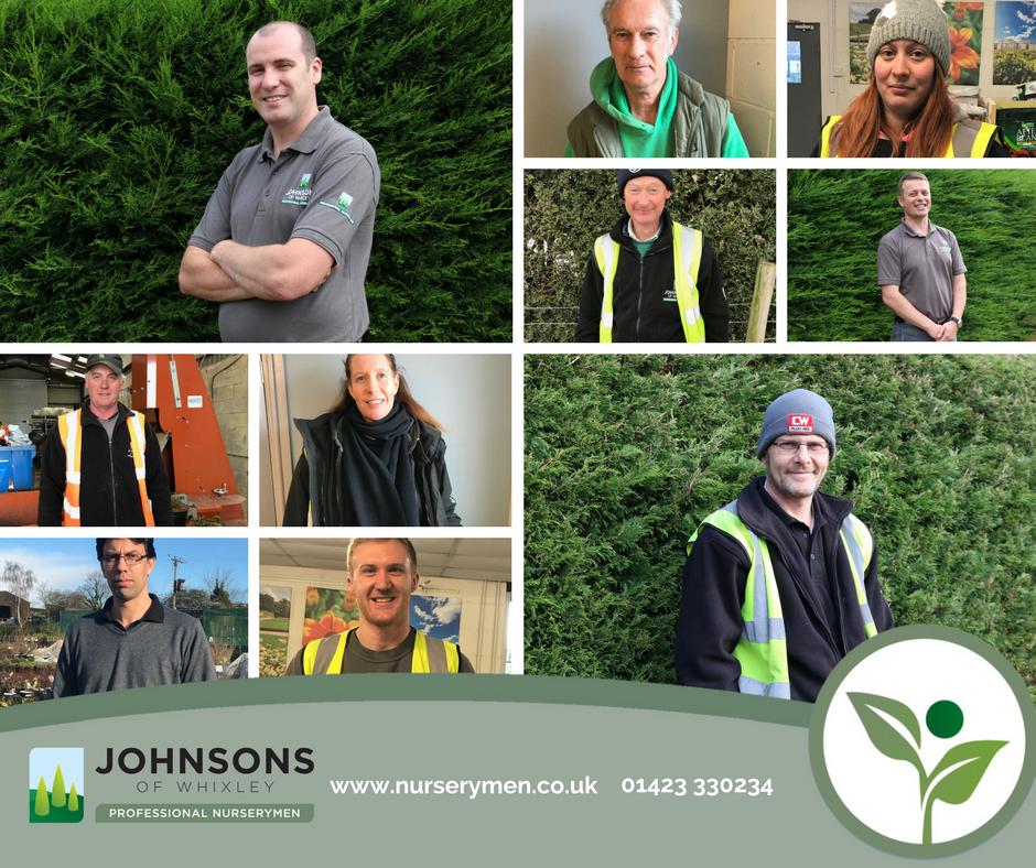 Johnsons mark Employee Appreciation Day