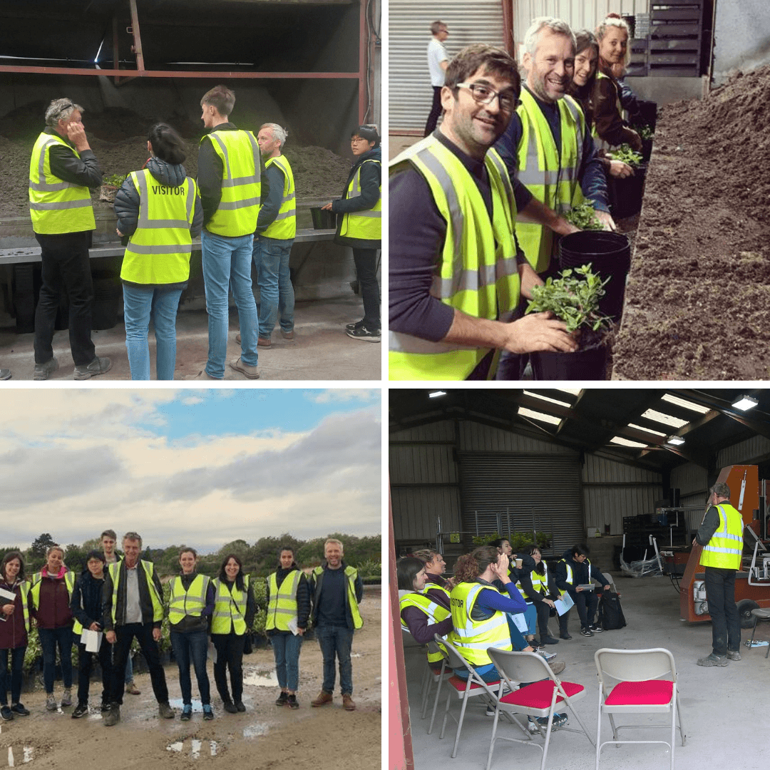 Johnsons Landscape Architect training day 2018