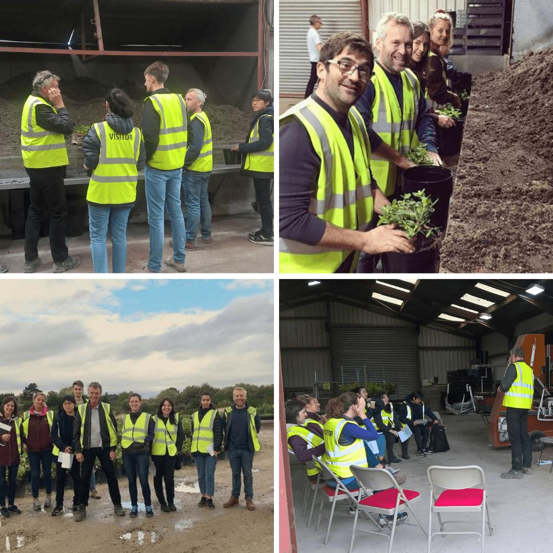 Johnsons Landscape Architect training day 2018 | Johnsons ...