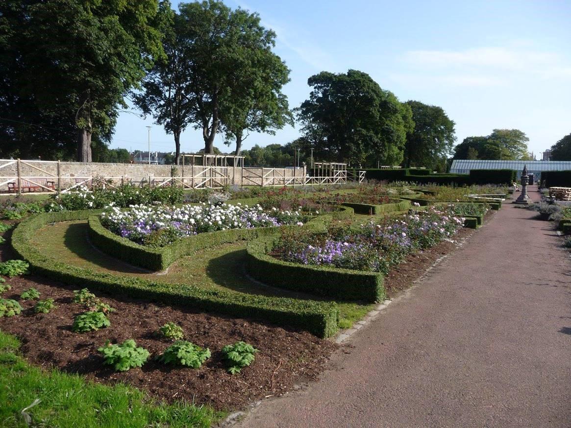 Saughton Park, Edinburgh