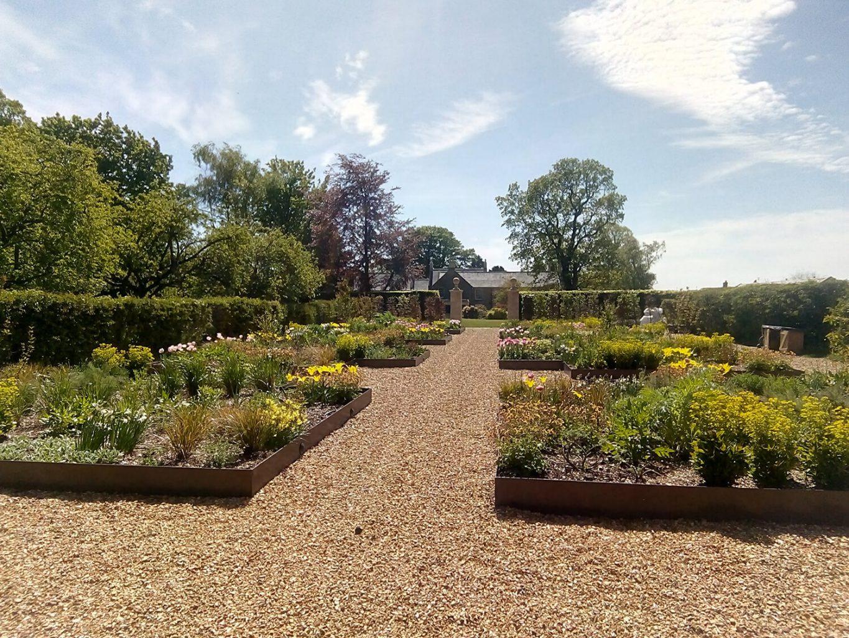 Private Garden, Northumberland
