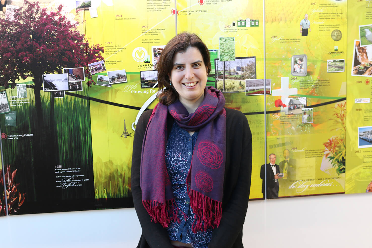 A warm welcome to our 'Plant Health Specialist' Rebekah Robinson