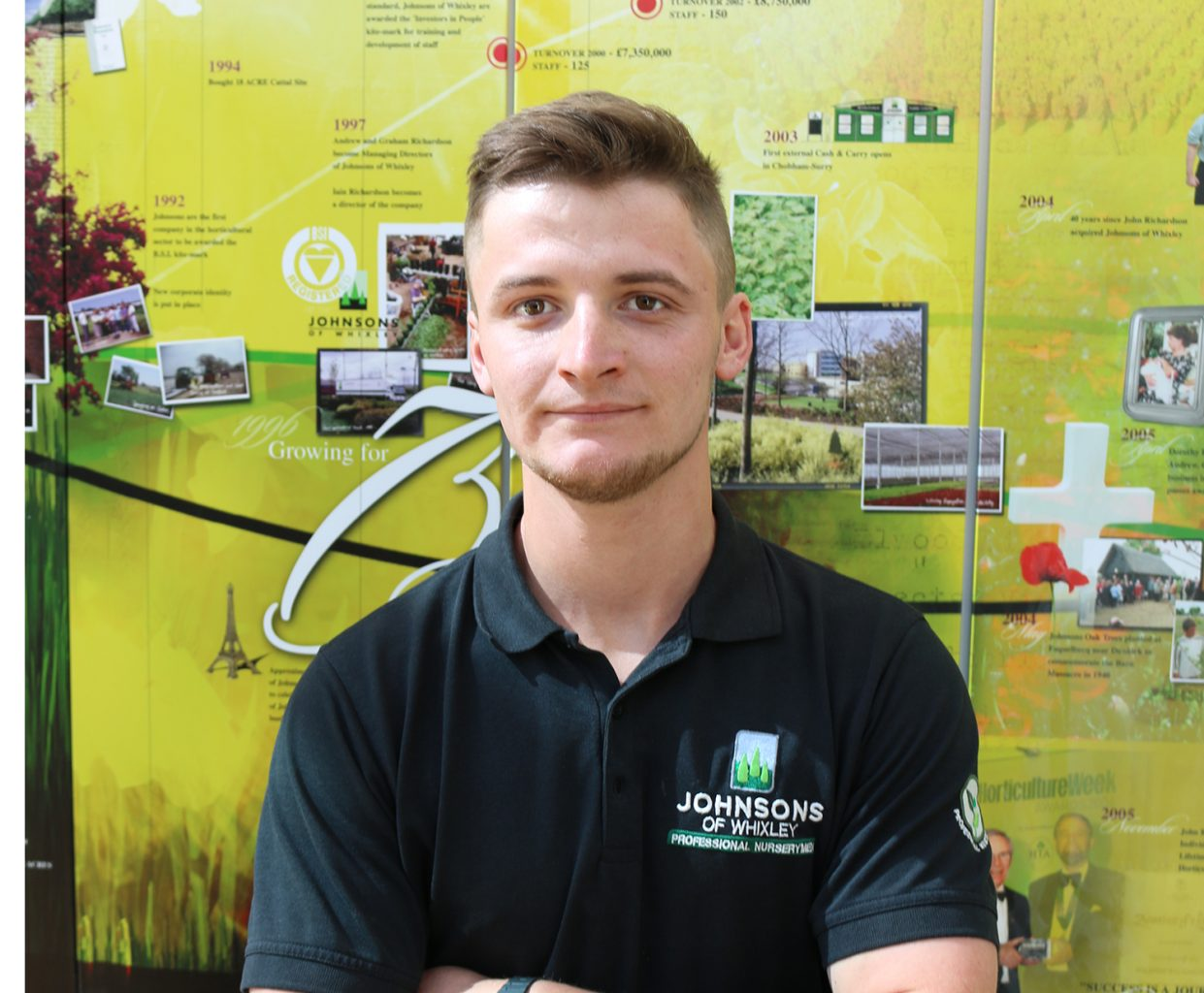 New Cattal Deputy Unit Manager - Tom Watkins