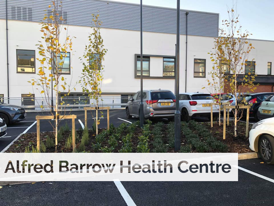 Plant supply to new £15m health centre in Barrow-in-Furness
