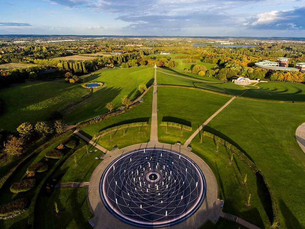 The Parks Trust, Milton Keynes