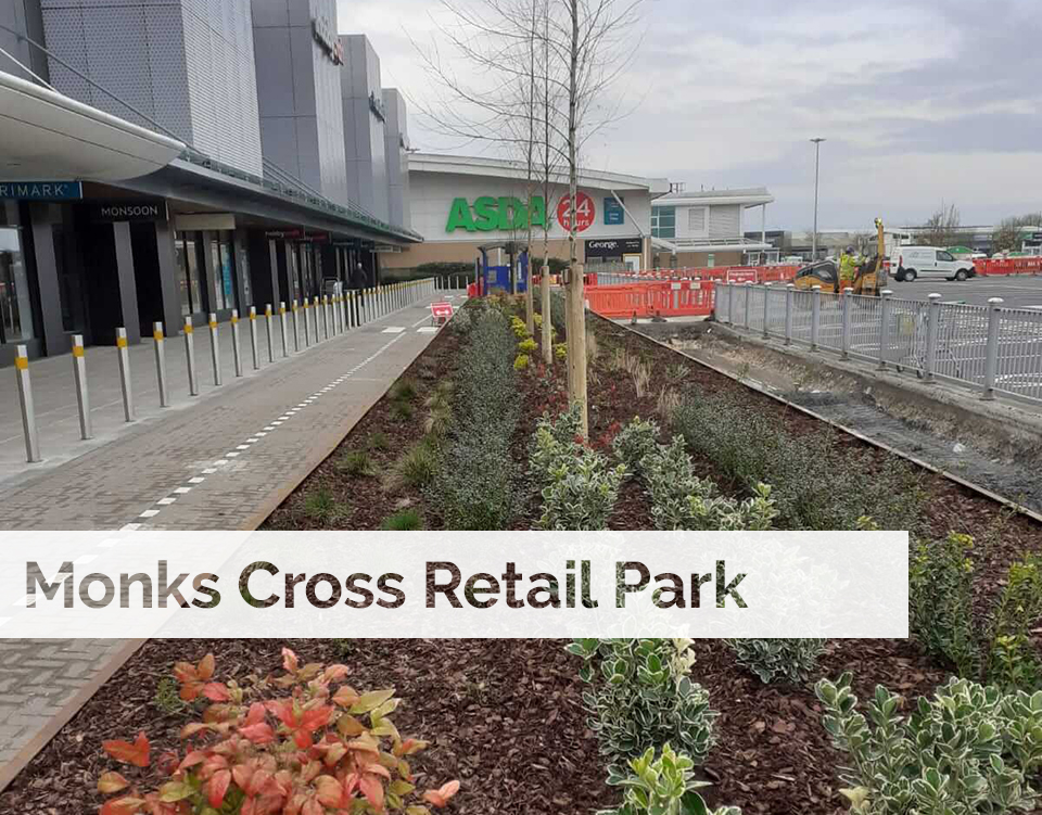 Plant supply to £15m retail park refurbishment