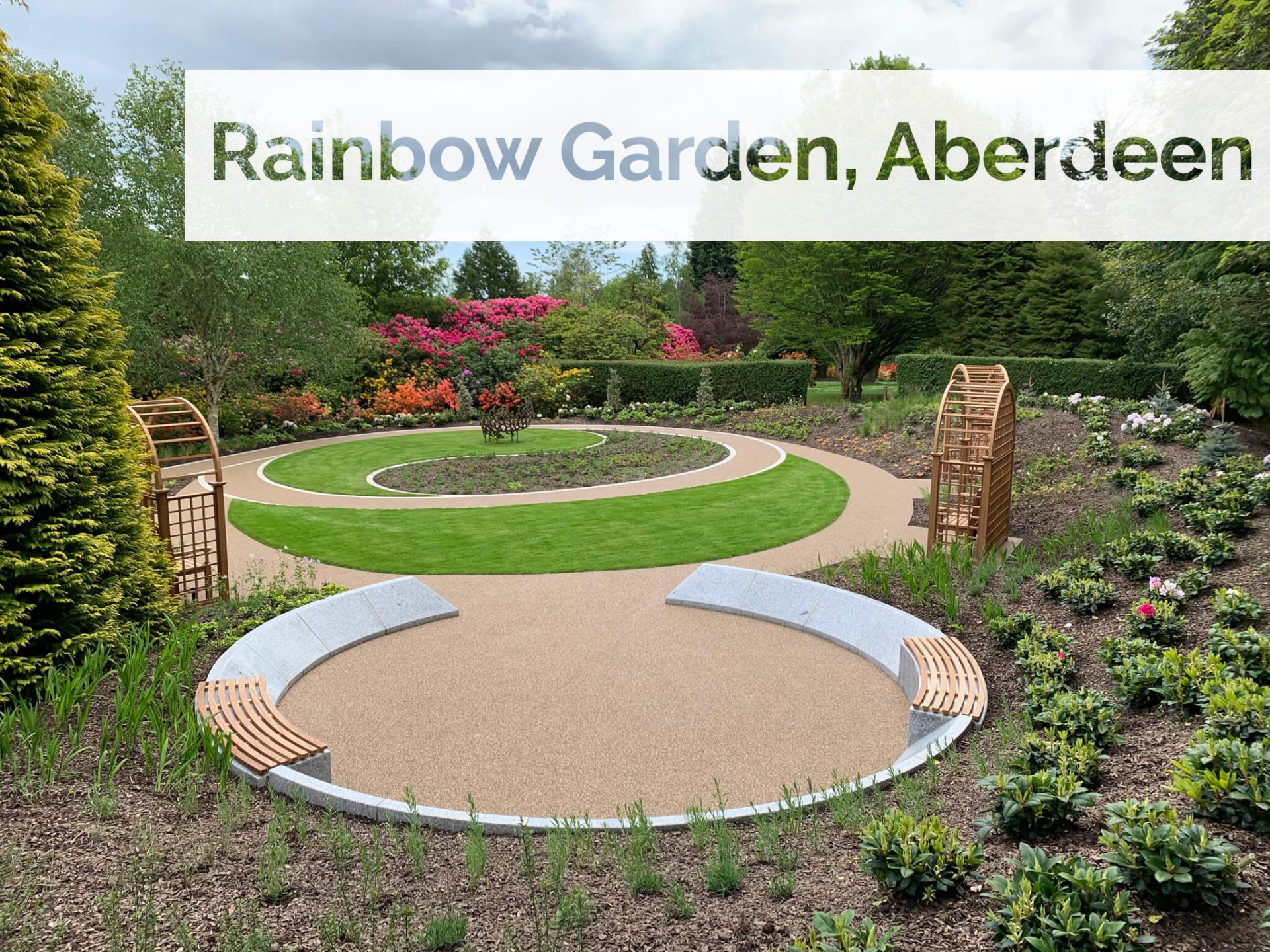 Plant supply to help Aberdeen Rainbow Garden bloom