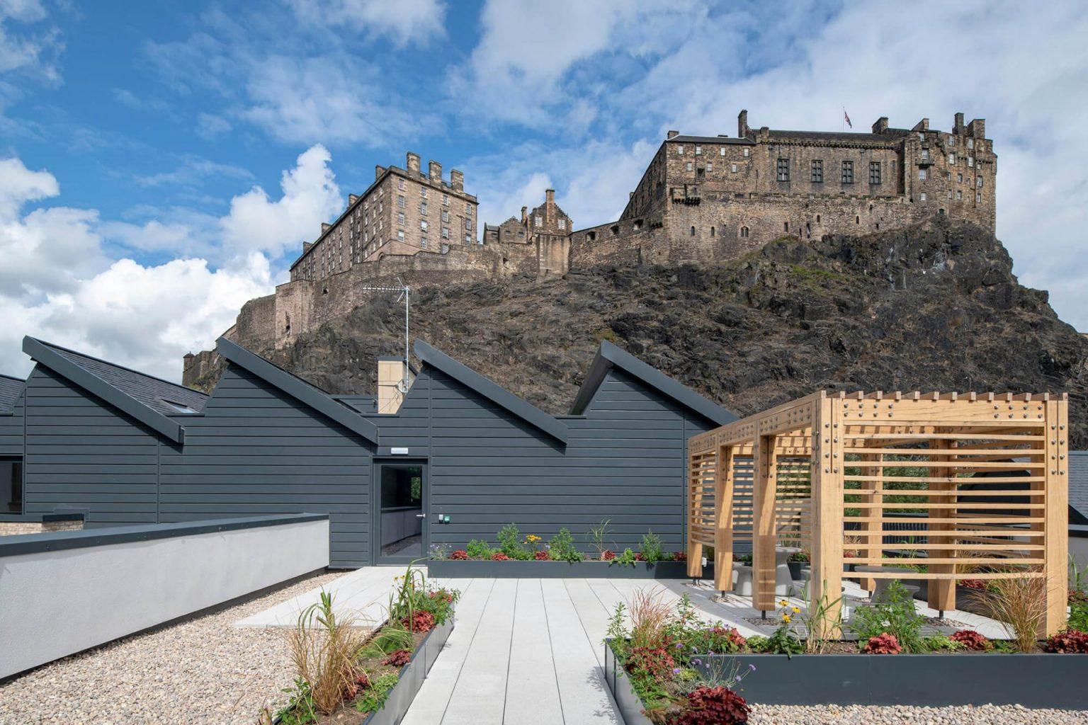 King's Stables Road - Edinburgh