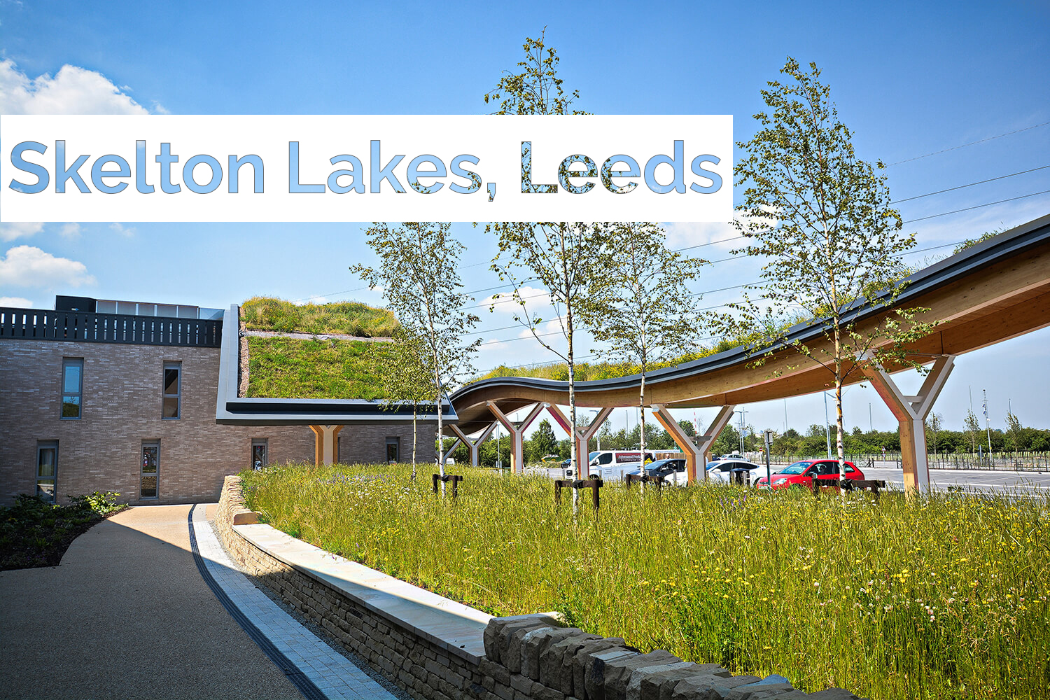 Plant supply for innovative lakeside services scheme