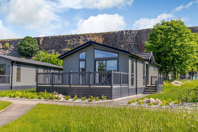 Peak District lodge resort