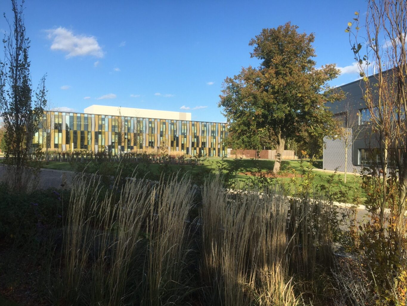 Plant supply to Europe's leading Science and Innovation Campus