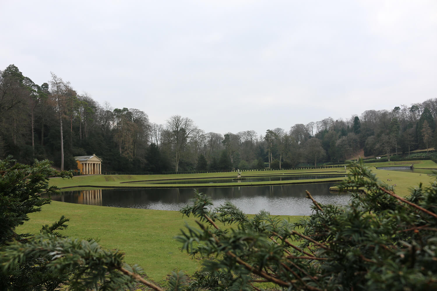 Plant supply helps restore historic Studley Royal to its former glory