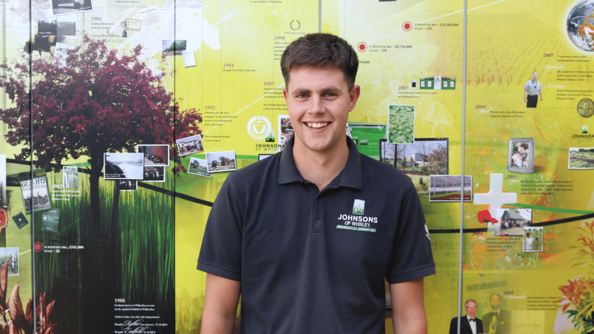 A new role for Jack Witham
